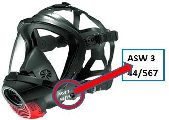 Kennzeichnung VM mit Edding 8055-silber